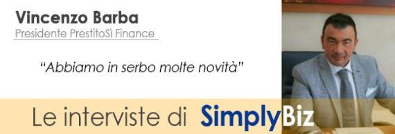 Vincenzo Barba | SimplyBiz Interviste