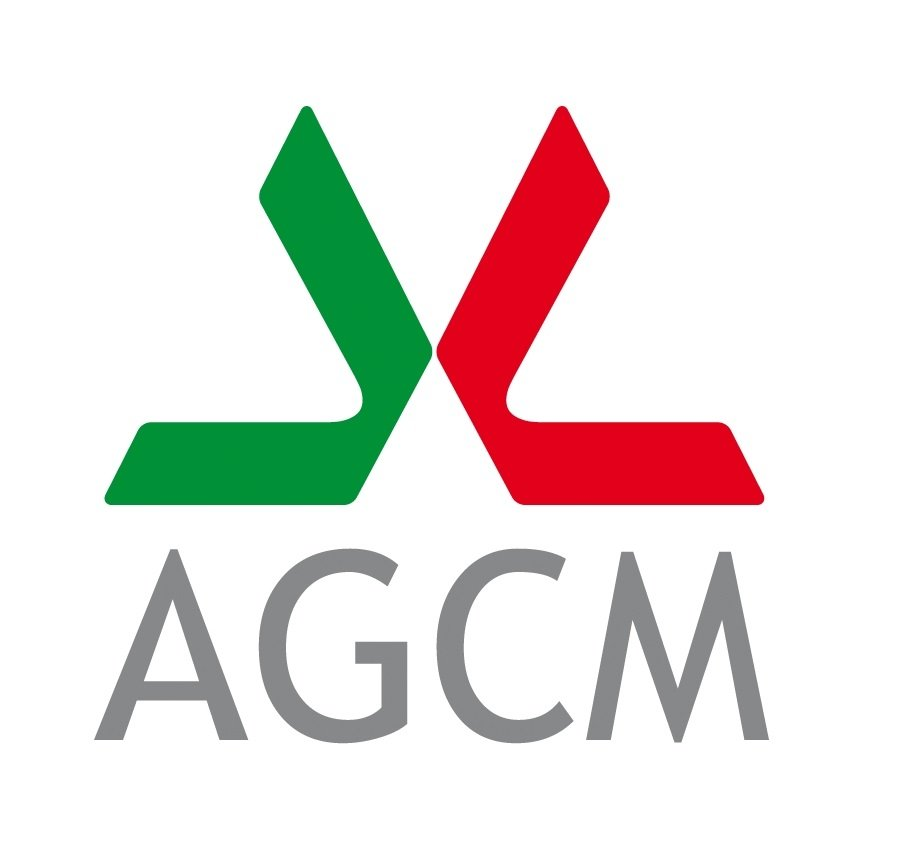 Agcm Antitrust Logo
