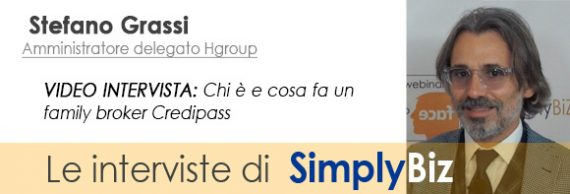 Stefano Grassi | SimplyBiz VIDEO Interviste